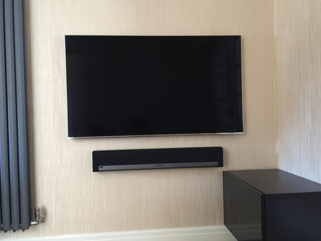 sonos-on-wall